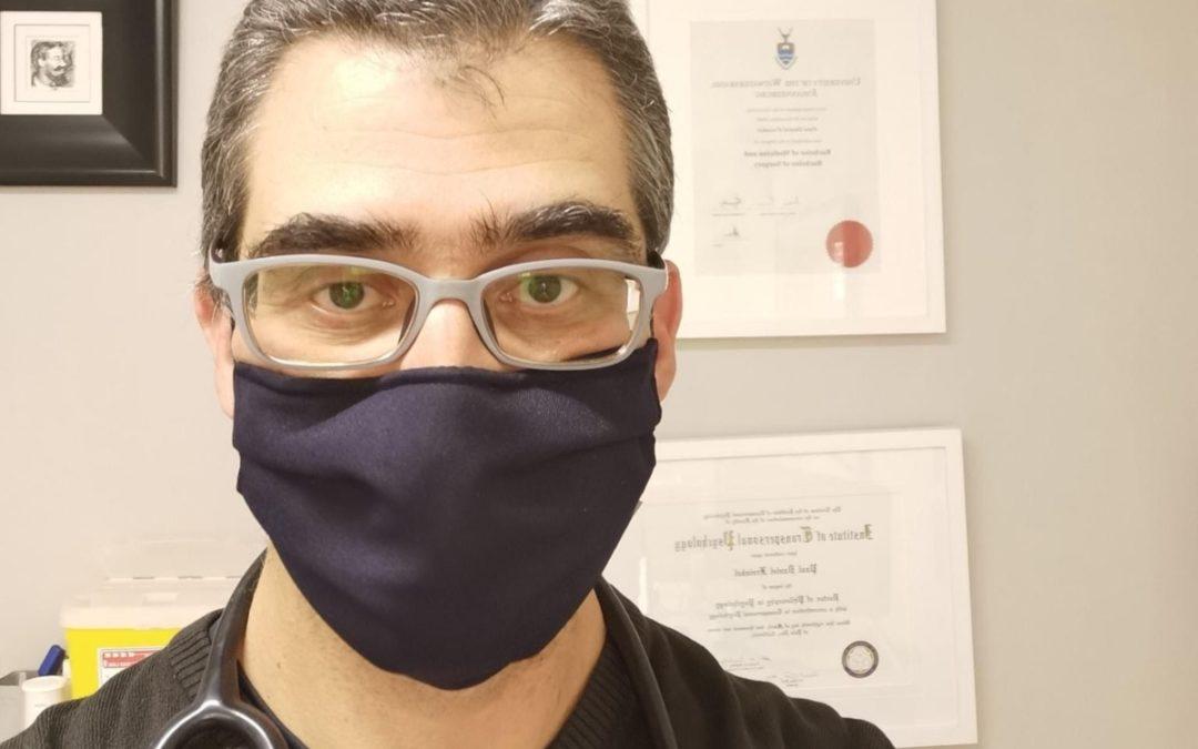 8 reasons I choose an X-Static Silverguard mask